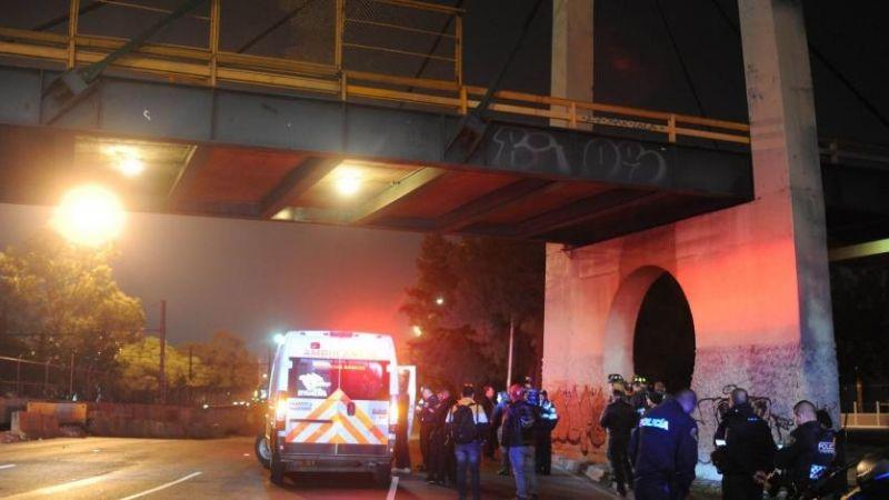 Encuentran los cuerpos de 3 personas colgados de un puente vehicular en Zacatecas