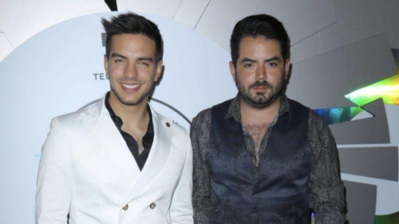 Vadhir yJosé Eduardo Derbez participarán en famoso reality show de Televisa