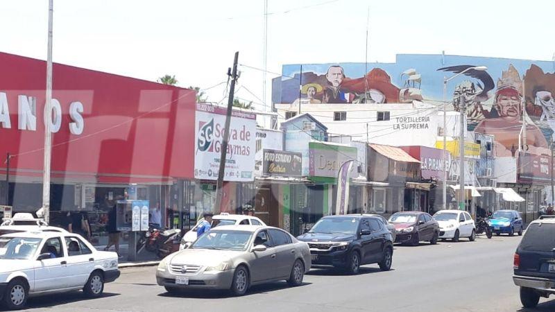 Comerciantes de Guaymas buscan ser tomados en cuenta por la siguiente administración
