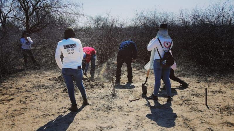 Encuentran restos humanos en el Valle de Guaymas; se trataría de una sola persona