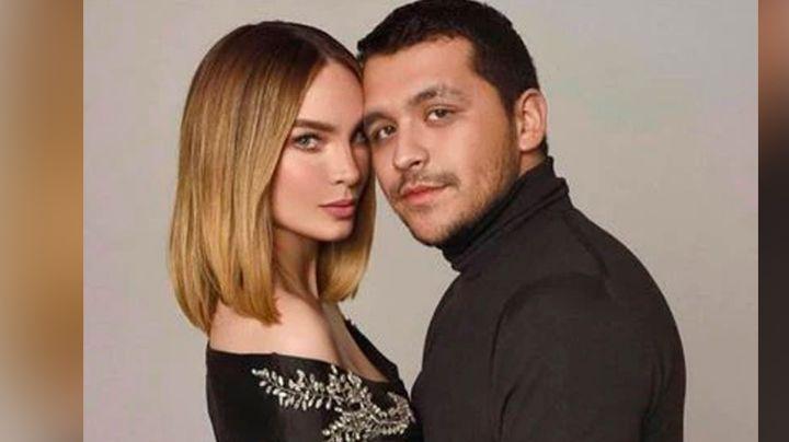 Nodeli la rompe: Belinda y Christian Nodal estrenan 'Si Nos Dejan'; usan fotos de su compromiso