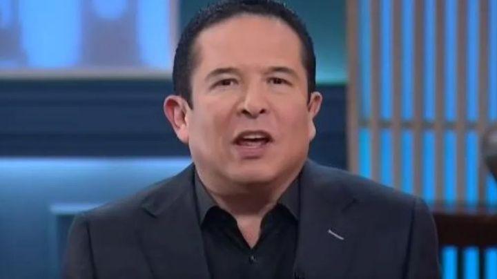 ¿Adiós Imagen TV? Tras pleito con Chapoy, programa de Gustavo Adolfo Infante registra su peor rating
