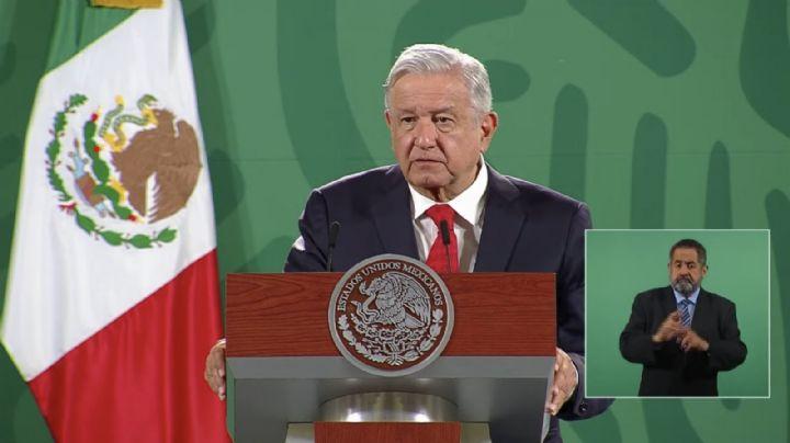 """""""No hay que tener miedo"""": AMLO garantiza seguridad para mexicanos en elecciones del 6 de junio"""