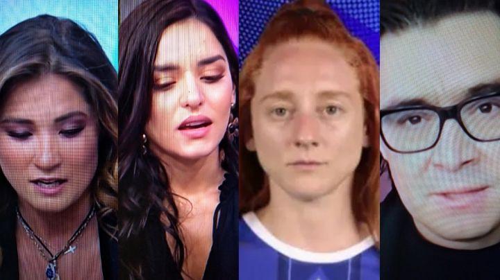 Destrozados, atletas de 'Exatlón México' y Rosique dan emotivo adiós en 'VLA' a Steph Gómez
