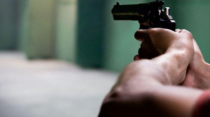 Ladrón resulta gravemente herido; le disparó empleado de un taller que pretendía robar