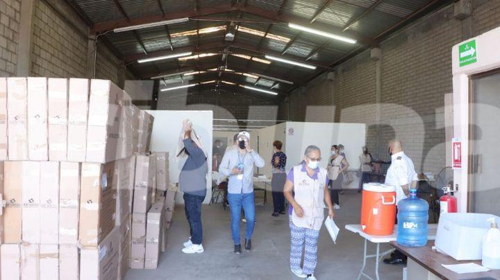 Ciudad Obregón: IEE entrega paquetes electorales locales a capacitadores