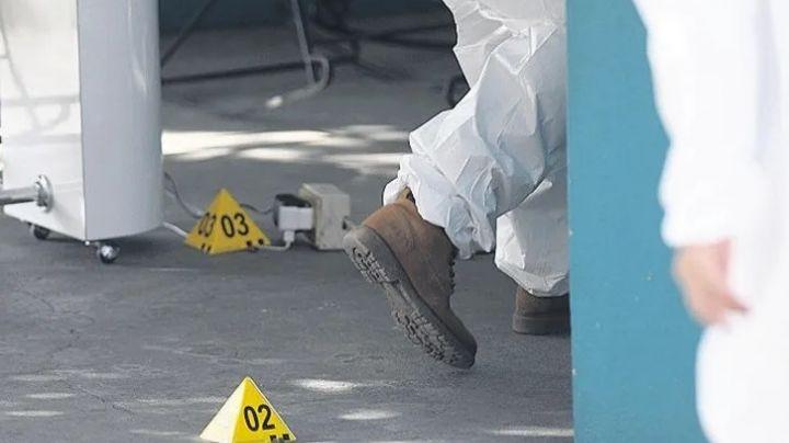 Atroz asesinato: Hallan el cuerpo de Shane; los restos estaban en la sala y el cuarto del asesino