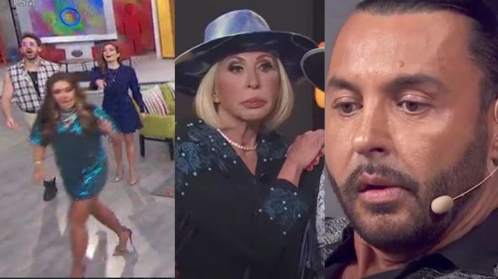 ¡Tensión en Televisa! Laura Bozzo ataca a integrante de 'Hoy' y hace correr a Galilea Montijo