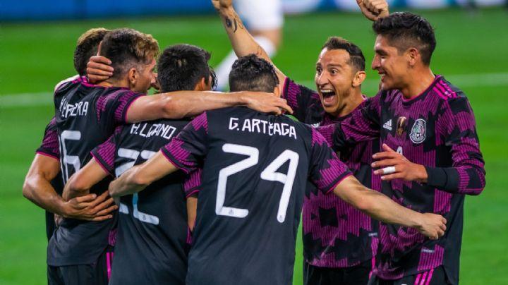 La Selección Mexicana tendrá prueba de fuego ante Costa Rica en las semifinales de la Liga de Naciones