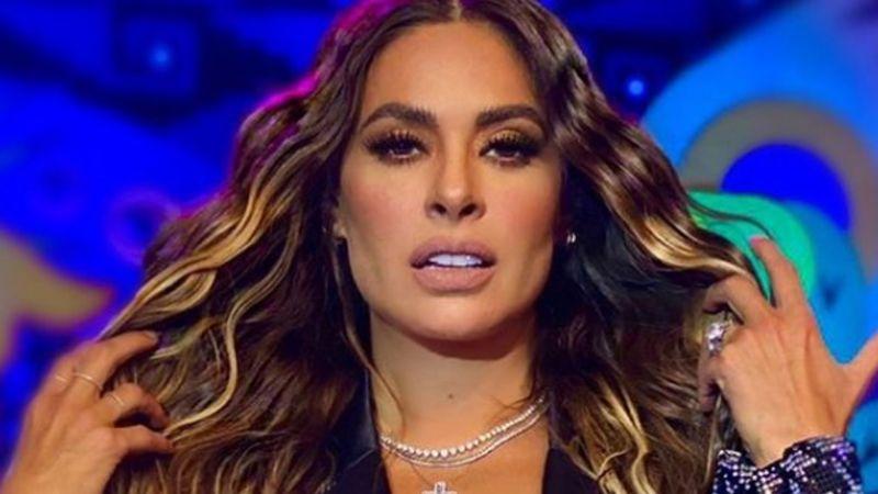 Galilea Montijo derrite a Televisa con su vestido más cortito en 'Hoy' y la novia de Peña reacciona