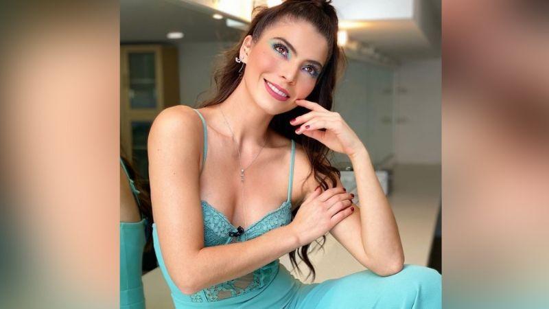 Esmeralda Ugalde conquista a todo TV Azteca al lucirse en coqueto 'outfit' en Instagram