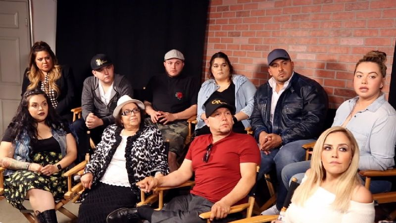 ¿Adiós a la guerra? Familia Rivera comparte emotiva reunión ¡sin Chiquis y Lupillo!