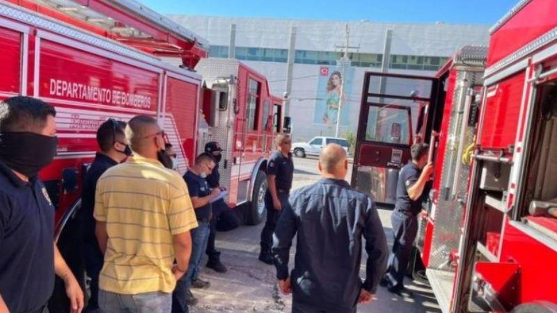 Bomberos de Hermosillo presume incorporación de 11 nuevos 'tragahumos'