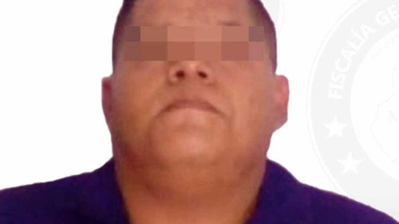 ¡Monstruo! Cae 'El Chuy' por violar a bebé de 2 años; su abuela descubrió el brutal abuso
