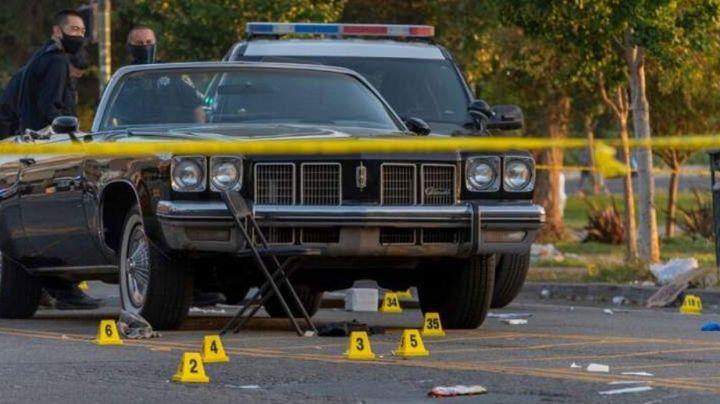 Pánico en EU: Tiroteo en Oakland deja un muerto y seis lesionados cerca del desfile de Juneteenth