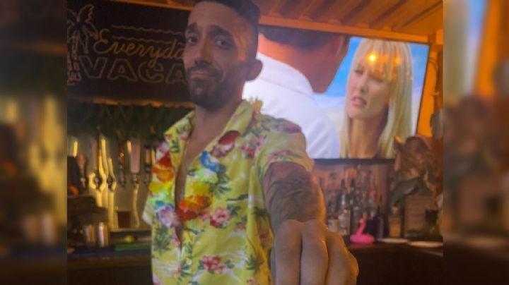 Este bartender salvó a dos mujeres que eran acosadas ¡Les escribió esto en un ticket!