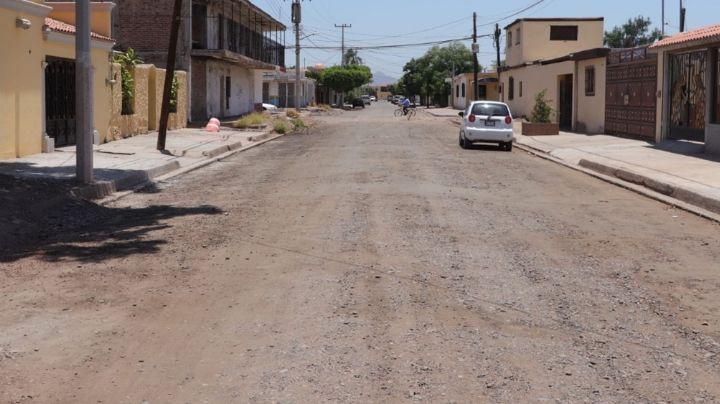 Ciudad Obregón: Retraso en obra de reparación causa molestias a vecinos de la colonia Cortinas