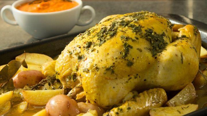 ¡Simplemente imperdible! Dale un abrazo a tu paladar con este delicioso pollo al cambray