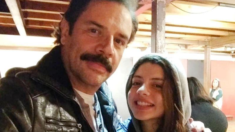 """¡Duro Día del Padre! Hija de Héctor Parra dedica emotivo texto al actor: """"Te voy a abrazar pronto"""""""