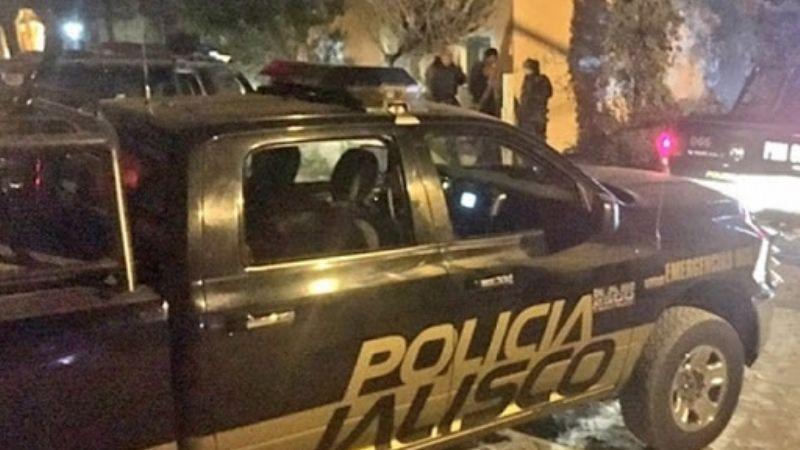 ¡Alerta en Jalisco! Atacan a balazos a policías en Guadalajara; un oficial fue herido en el cuello