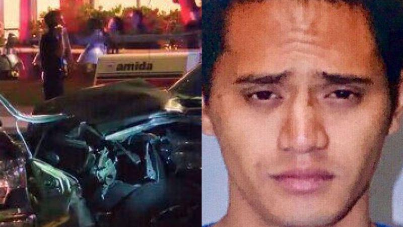 ¡Tragedia! Conductor ebrio atropella a 7 personas; 3 murieron y 4 están heridas