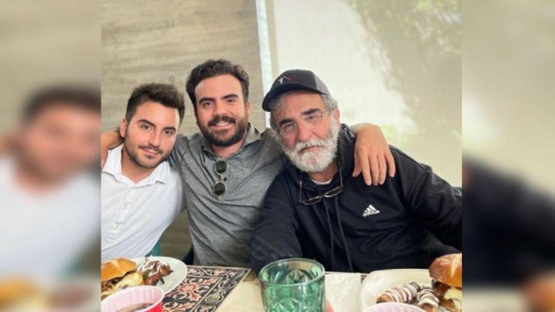 ¿Luce mal? Tras misteriosa desaparición, revelan las primeras FOTOS de Vicente Fernández Jr.