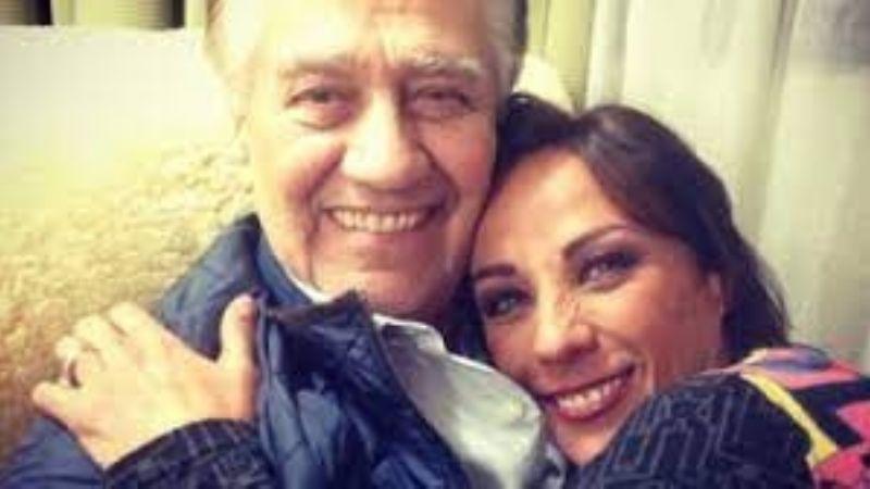 """VIDEO: Así recordó Consuelo Duval a su padre en su día: """"Su olor me volvía loquita"""""""