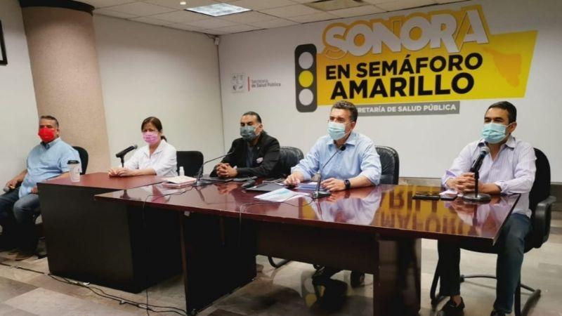 Sonora: Ayuntamientos vigilarán que se cumplan medidas para no retroceder a semáforo naranja
