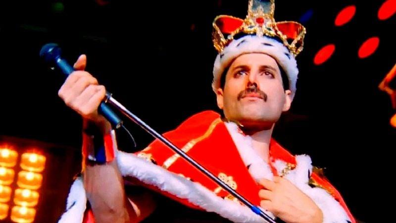 Deja que la música guíe tu vida con estas poderosas frases motivadoras de Freddie Mercury