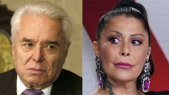 En medio de denuncias por abuso sexual, Alejandra Guzmán da mensaje a Enrique Guzmán
