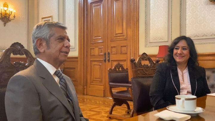 Cambios en el gabinete de AMLO: Sale Eréndira Sandoval de la SFP y entra Roberto Salcedo