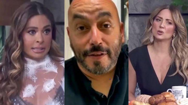 """Galilea Montijo y todo 'Hoy' tunden a Lupillo por decir que se comió a Belinda: """"Nodal es decente"""""""