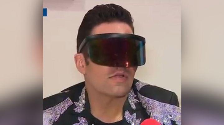Emir Pabón cambia a 'Hoy' por TV Azteca y habla de su brutal accidente; llega en silla de ruedas