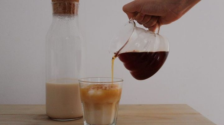 ¡Exquisito! Olvídate del frio con este innovador café con horchata