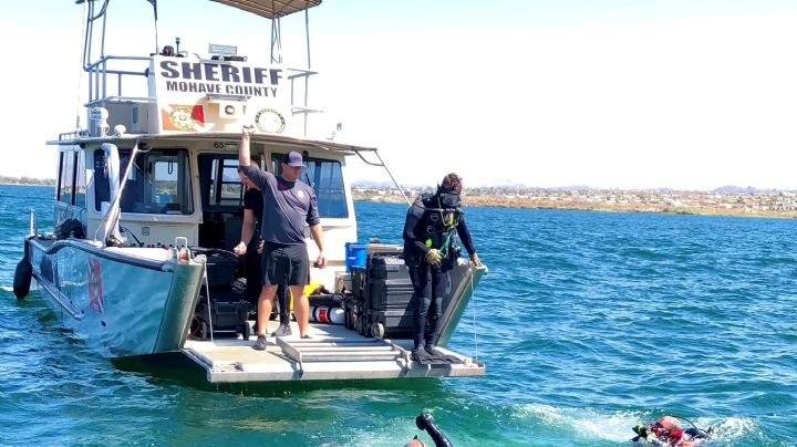 Recuperan el cadáver de un adolescente de 16 años que se ahogó en el lago Havasu