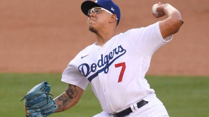 Los Padres 'madrugan' a Julio Urías y San Diego vence a los Dodgers de Los Ángeles