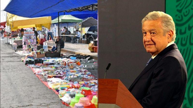 Tianguis del Bienestar: Proyecto en el que AMLO entregaría bienes confiscados a los más pobres