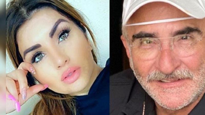 Vicente Fernández Jr. reaparece y esta fue la reacción de Mariana González ¿ya no son novios?