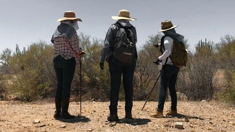 Entre la lucha y el amor: Estos son los colectivos de búsqueda que han surgido en Sonora