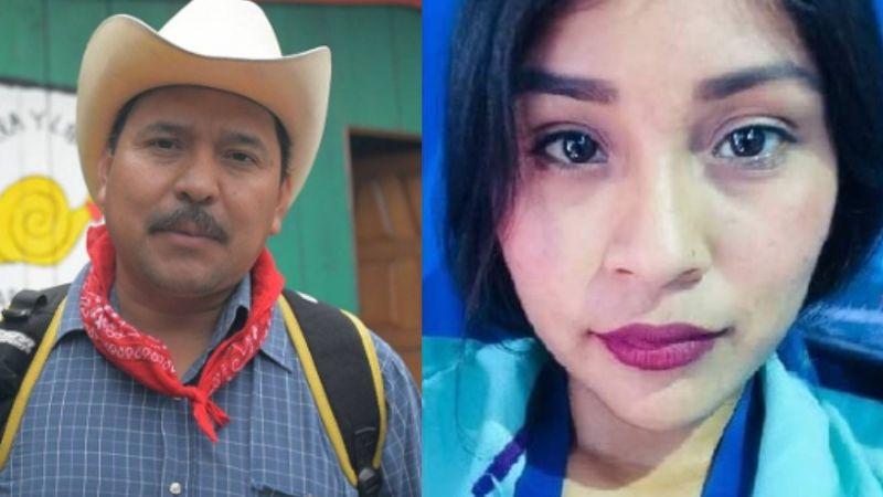 Tragedia en Sonora: Desaparece Lorena Josefina, hermana de Mario Luna, activista de la etnia yaqui