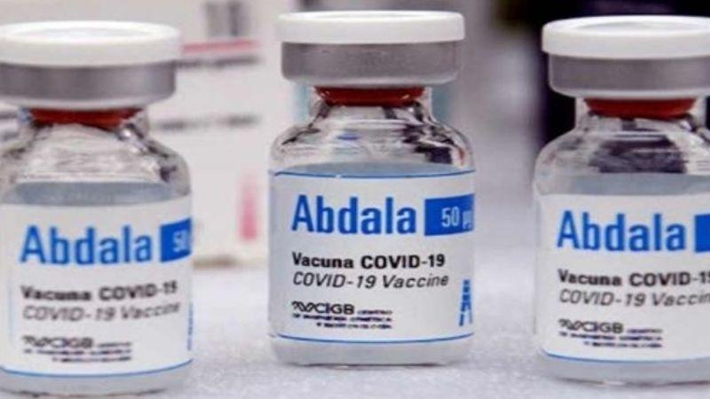Excelentes noticias: Abdala, la vacuna cubana contra el Covid-19 presenta más de 92% de eficacia
