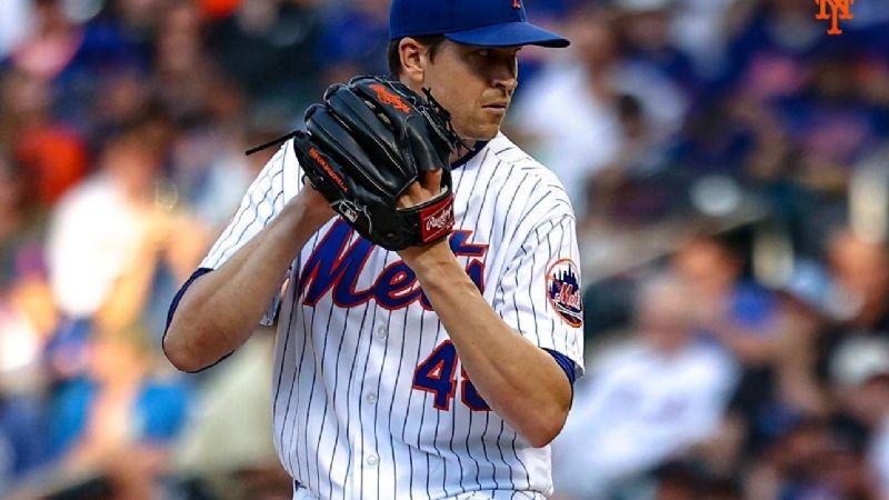 ¡Bravo! Jacob deGrom lanza joyita y los Mets de Nueva York pegan primero ante Atlanta