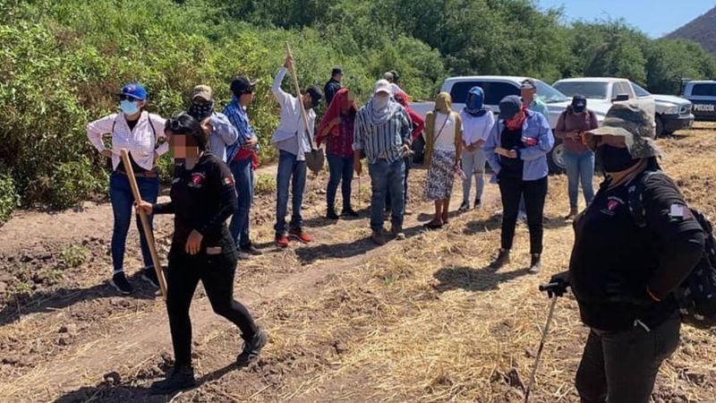 Desaparición de mujeres en la región Guaymas-Empalme consterna a colectivos de búsqueda