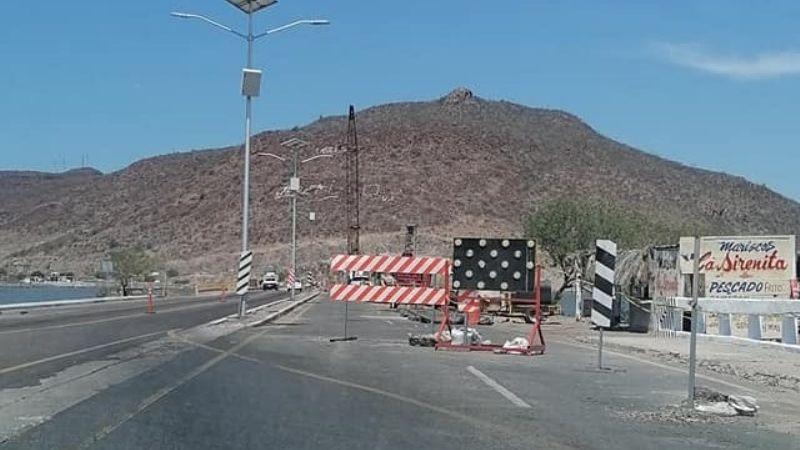 Puente Metropolitano de Guaymas y Empalme, una obra contra reloj