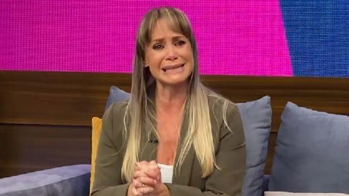 Devastada, Ginny Hoffman llora en 'VLA' y destapa detalles del abuso de Héctor Parra a su hija Alexa