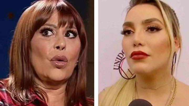 """¿Explotó? Alejandra Guzmán se niega a hablar de Frida Sofia en 'Sale el Sol': """"No quiero decir nada"""""""