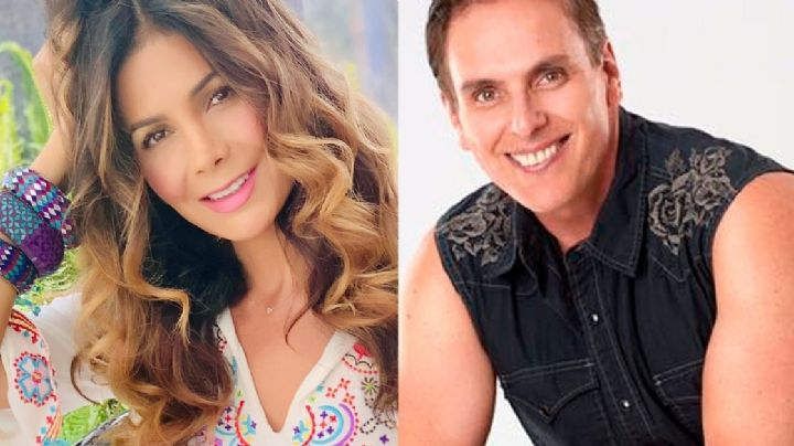 """Tras la muerte de Xavier Ortiz, Paty Manterola revela esto en 'Sale el Sol': """"Fue mi primer amor"""""""