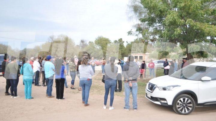 Navojoa: Habitantes de Bahuises siguen en la lucha por la posesión de un terreno