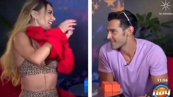 """¡Bomba en Televisa! Integrantes de 'Hoy' coquetean al aire y surge rumor de romance: """"Qué rico"""""""