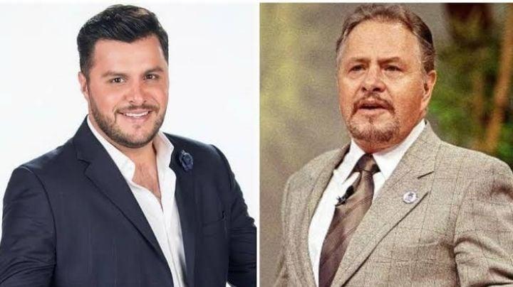 Conductor de 'Hoy' confiesa su interés por protagonizar bioserie de Paco Stanley